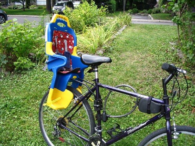 Accesorios de beb s silla de bici for Silla nino bicicleta