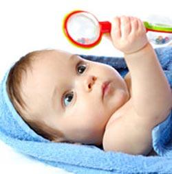 Tercer mes del bebé. Desarrollo de los bebés mes a mes
