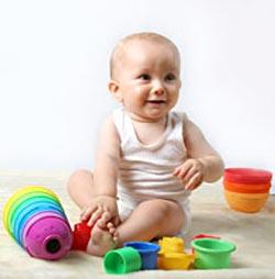 Sexto mes del beb etapas del desarrollo de los beb s - Tos bebe 6 meses ...