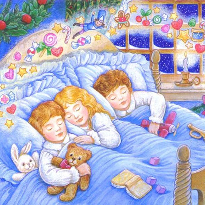 Dibujos De Navidad Dibujos Infantiles De Navidad - Imagenes-infantiles-de-navidad