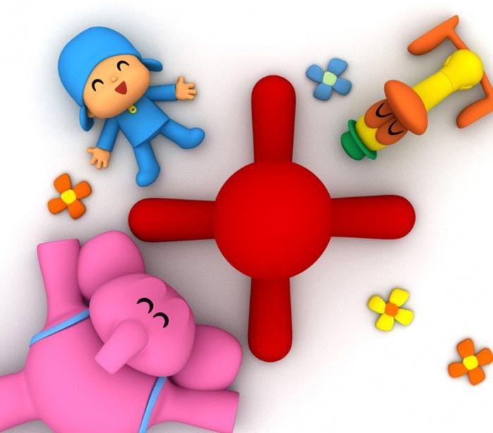 Dibujos de pocoyo para ni os dibujos infantiles de pocoyo for Dibujos pared infantil