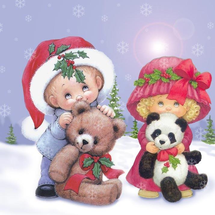 Dibujos de navidad dibujos infantiles de navidad - Dibujos decorativos de navidad ...