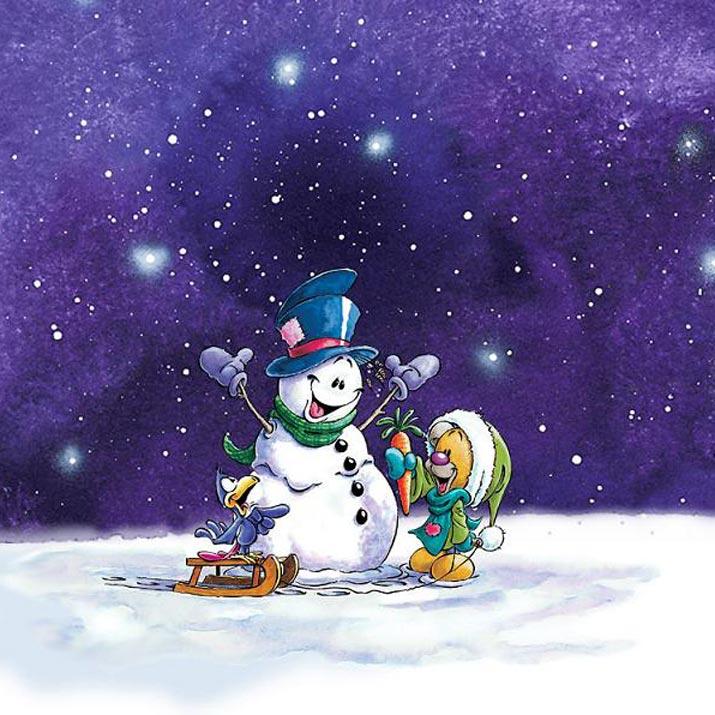 Dibujos de navidad dibujos infantiles de navidad for Dibujos decorativos de navidad