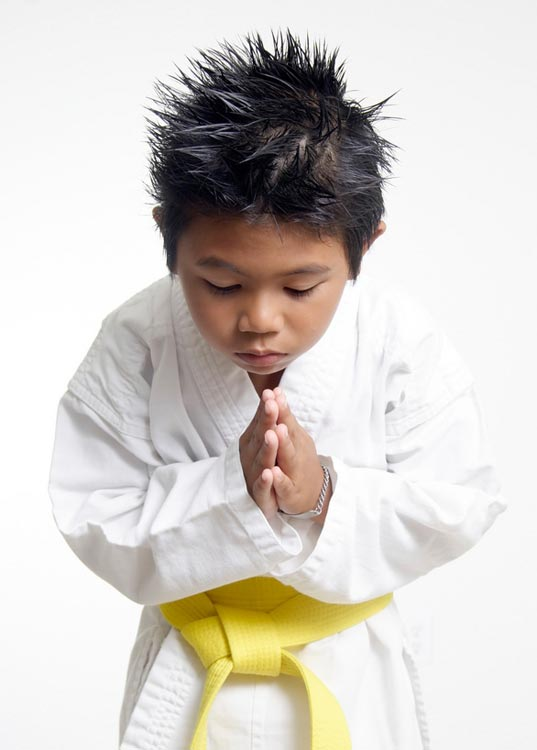 Artes marciales: deportes para niños