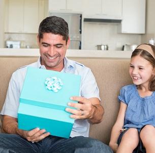 Los 5 mejores regalos de cumpleaños para padres