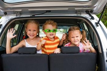 Los 7 mejores modelos de coches para familias numerosas